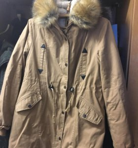Зимнее пальто/парка