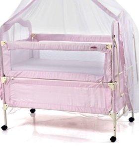 Геоби кроватка