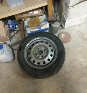 Запасное колесо 195*60*15