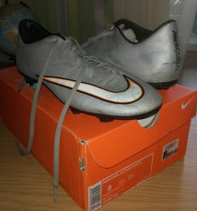 Бутсы Nike mercurial CR7