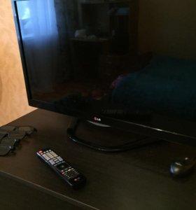 Телевизор LG Smart CINEMA 3D