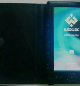 Электронная книга WEXLER T7001B