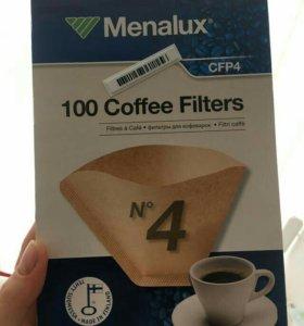 Фильтры для кофе- машины