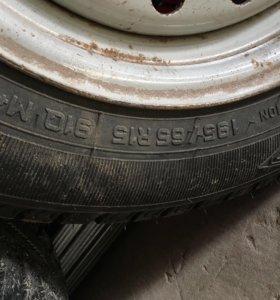 Продам колеса земные с дисками . Кол-во 6 шт.