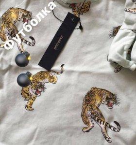 Новая футболка -Зара