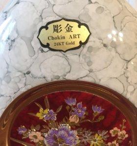 Эксклюзивная Японская ваза