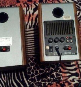 Колонки (Microlab) на ПК