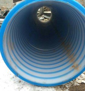 Труба пластиковая