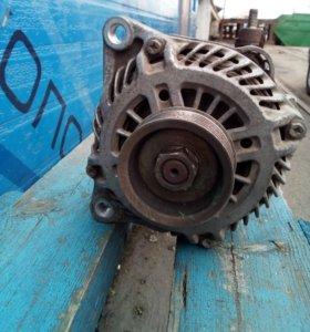 Генератор б/у для Митсубиси двигатель 4G69 MIVEC