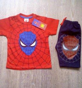 Новый костюм Человек - паук