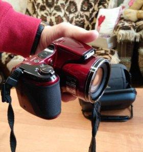 Фотоаппарат Nikon Coolpix l820+ комплект