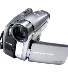 Видеокамера Sony DCR-HC96