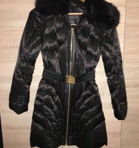 Тёплая брэндовая куртка