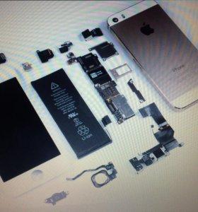 Ремонт сотовых телефонов.