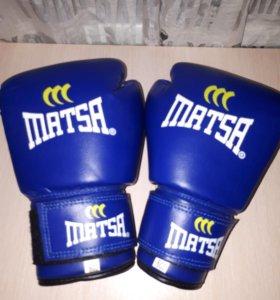 Перчатки боксерские 6oz