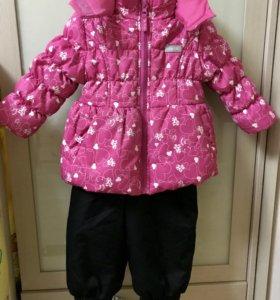 Куртка+штаны демисезонные BabyGo р74