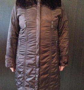 Куртка утеплённая 50рр