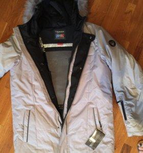 Куртка мужская авто джек р 52 немец- российс бренд