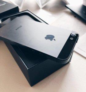iPhone 5 32gb black ‼️🔥
