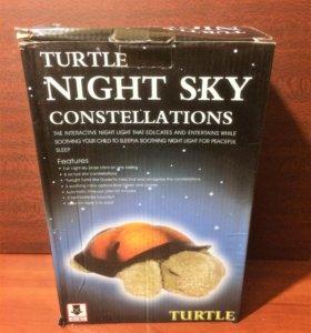 Музыкальная Черепаха»-проектор звездного неба