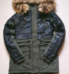 Новая женская парка куртка Seven Sisters