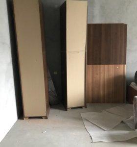 Кровать+стенка+тумба под тв поворотная+матрац