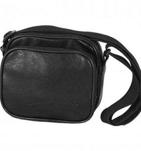 Новая сумка (барсетка) мужская на ремне