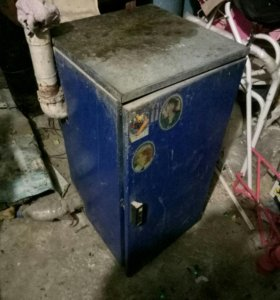 Газовый котел отопления.