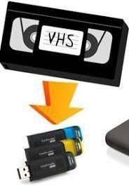 Оцифровка Hi8 , VHS
