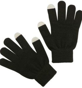 Тач перчатки для сенсерных экранов!
