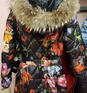 Зимнее пальто Гулливер 152
