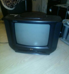 Телевизор лдж-37см