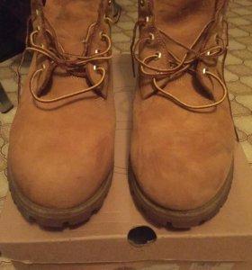 Ботинки Timberland (б/у)