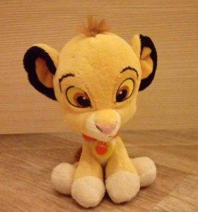 Мягкая игрушка львенок Симба