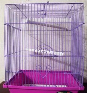 Клетка для грызунов, птиц