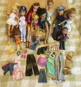 Куклы набор