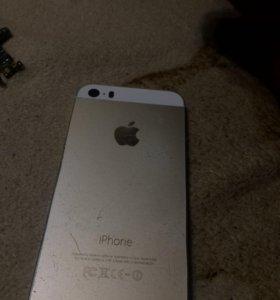 Модули и запчасти на айфон 5s