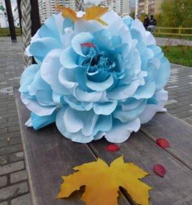 🌹Большая ростовая бумажная роза