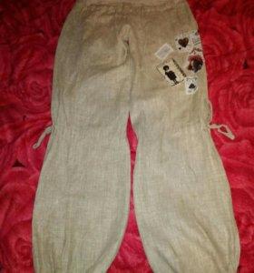Джинсовый комбинизон и брюки для будущих мамочек