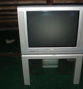 Телевизор PHILIPS MATCH LINE D 70 см кинескопный