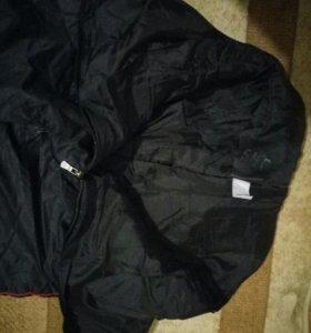 Штаны полицейские на синдипоне(зима) размер 54.6