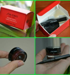 Гелевая подводка Shiseido. Оригинал