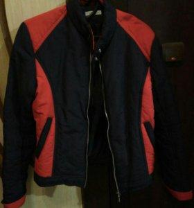 Куртка легкая теплая
