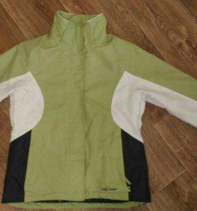 Куртка спортивная женская TCM