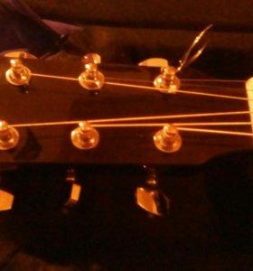 Ак. Fender cd-60 n.индонэзия.