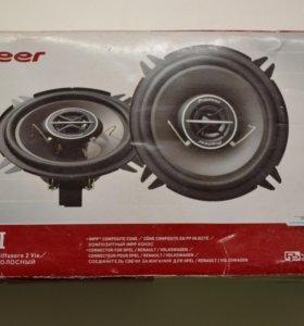 Автомобильные колонки pioneer TS-1302I