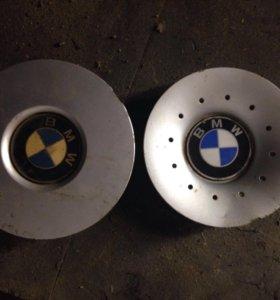 Крышки на диски BMW