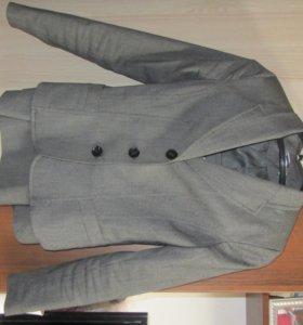 школьный костюм для девочек(юбка и пиджак)
