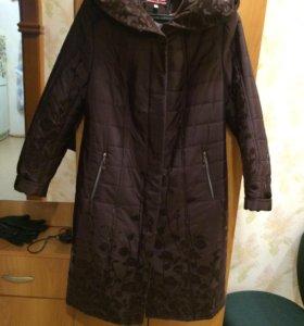 Новое  пальто осень весна