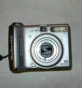 Canon Power Shot A520